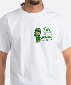 Combat Girl TBI Shirt