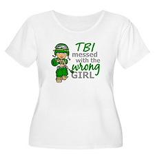 Combat Girl T T-Shirt