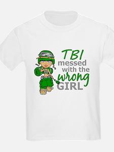 Combat Girl TBI T-Shirt