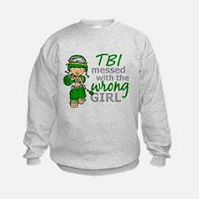 Combat Girl TBI Sweatshirt