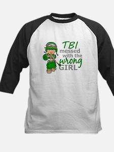 Combat Girl TBI Tee