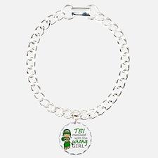 Combat Girl TBI Bracelet
