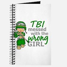 Combat Girl TBI Journal