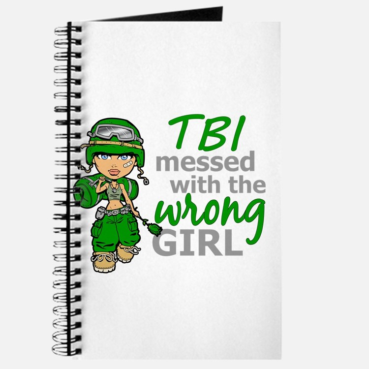 Combat Girl TBI Journal