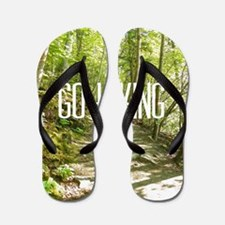Go Hiking Flip Flops