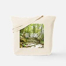 Go Hiking Tote Bag