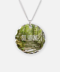 Go Hiking Necklace