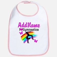 NUMBER 1 GYMNAST Bib