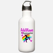 NUMBER 1 GYMNAST Sports Water Bottle