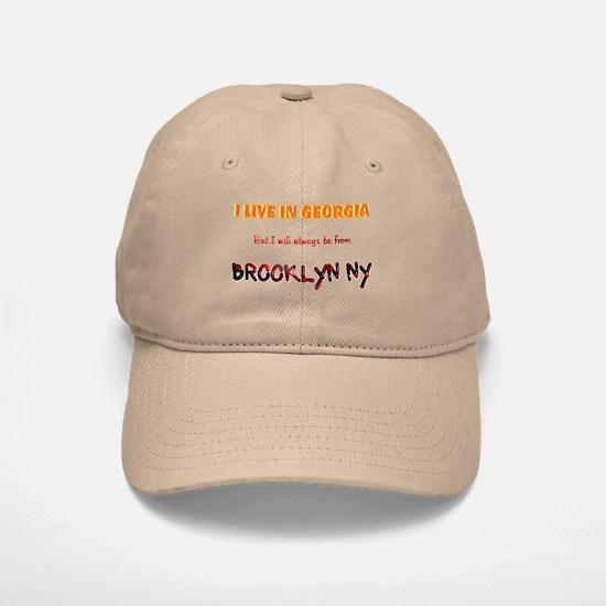 From Brooklyn Ny Baseball Baseball Baseball Cap