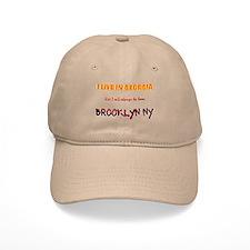 From Brooklyn Ny Baseball Baseball Cap