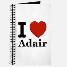 I love Adair Journal