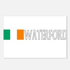 Waterford, Ireland Postcards (Package of 8)