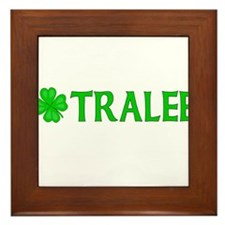 Tralee, Ireland Framed Tile
