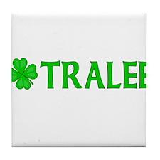 Tralee, Ireland Tile Coaster