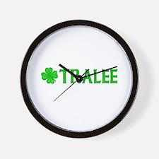 Tralee, Ireland Wall Clock