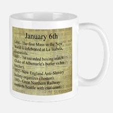 January 6th Mugs