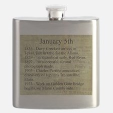 January 5th Flask