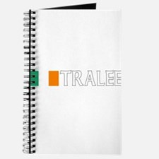 Tralee, Ireland Flag (Dark) Journal