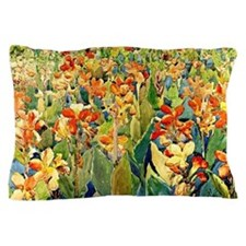 Prendergast - Bed of Flowers Pillow Case