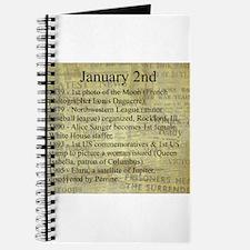 January 2nd Journal