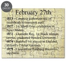 February 27th Puzzle