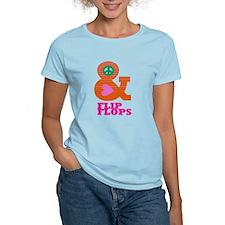 Peace, Love and Flip Flops T-Shirt