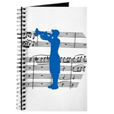 Cute Marching band Journal