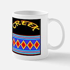 CREEK INDIAN TRIBE Mug