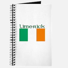 Limerick, Ireland Flag Journal
