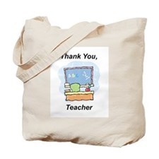 Thank You, Teacher Tote Bag
