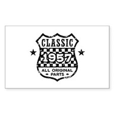 Classic 1957 Decal