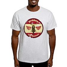 Jerkwater BOBBER T-Shirt