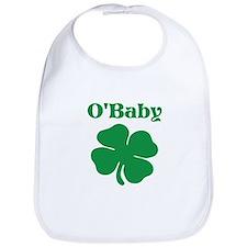 OBaby Shamrock Bib