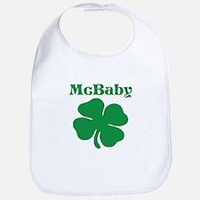 McBaby Shamrock Bib