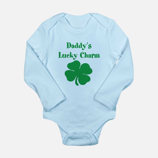 Daddys Lucky Charm Body Suit
