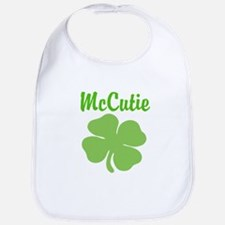 McCutie Shamrock Bib
