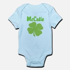 McCutie Shamrock Body Suit