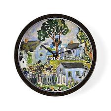 Prendergast - Rockport Wall Clock