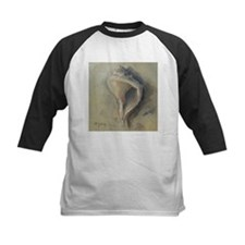 Seashell Beach Whelk Sea Shell Baseball Jersey