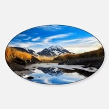 Ricky's Mountain Decal