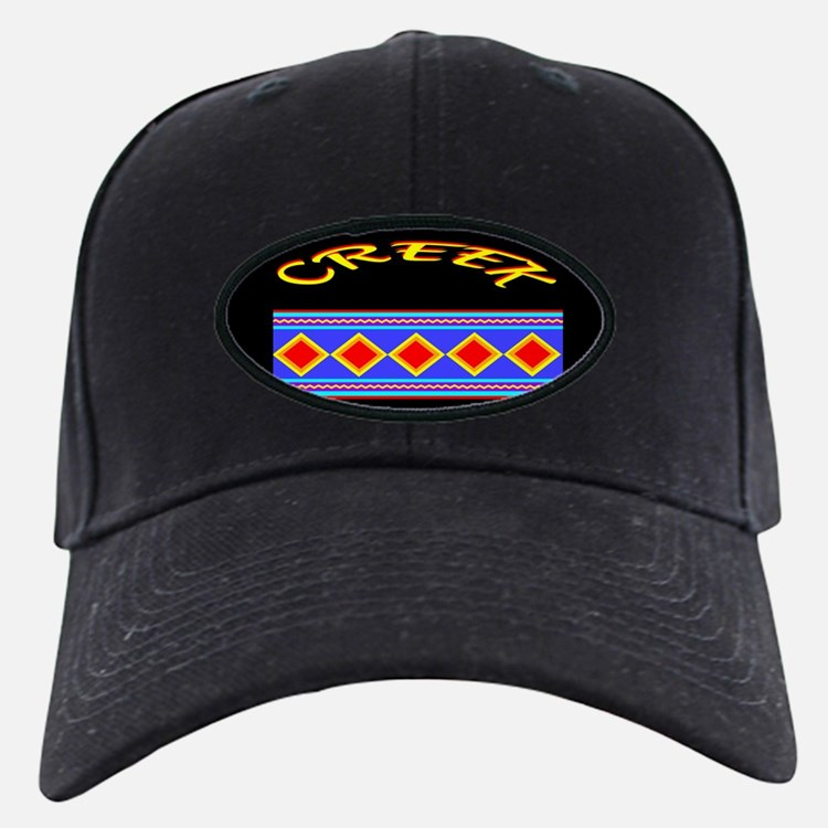 CREEK INDIAN TRIBE Baseball Hat