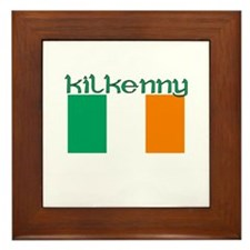Kilkenny, Ireland (Dark) Framed Tile