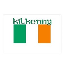 Kilkenny, Ireland (Dark) Postcards (Package of 8)