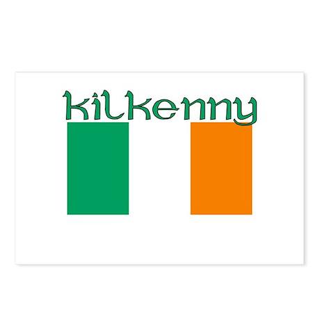 Kilkenny, Ireland (Dark) Postcards (Package of 8)