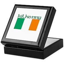 Kilkenny, Ireland (Dark) Keepsake Box