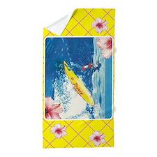Surf Trixie Beach Towel