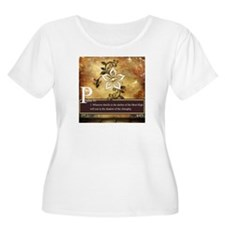 Psalm 91 Plus Size T-Shirt