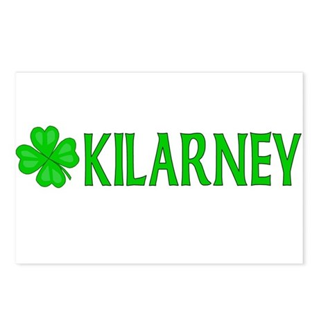 Kilarney, Ireland Postcards (Package of 8)