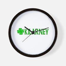 Kilarney, Ireland Wall Clock